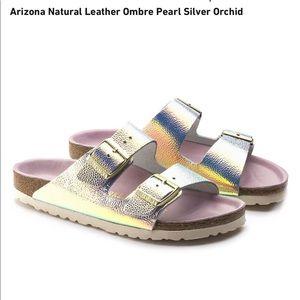 Birkenstock Arizona Ombre Pearl